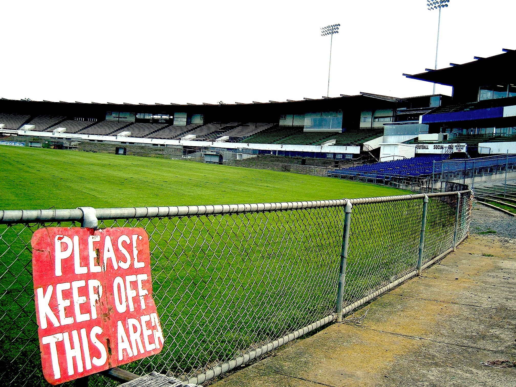 Around the Grounds – Moorabbin | The Holy Boot\'s Football Emporium