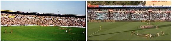 Footy Park comparison