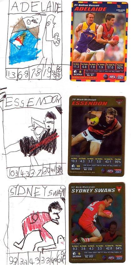 @4Boat kids cards