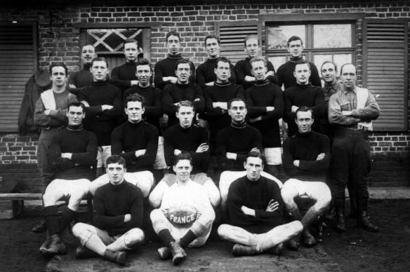 HB football team france