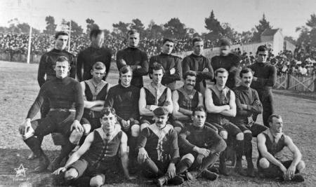 1905 Roy boys