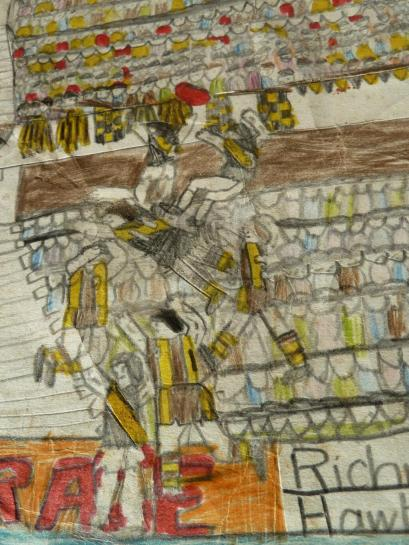 RICHMOND v HAWTHORN - Roach!