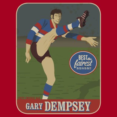 HB TEES DEMPSEY