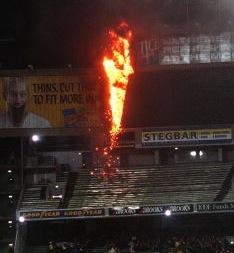 MCG fire