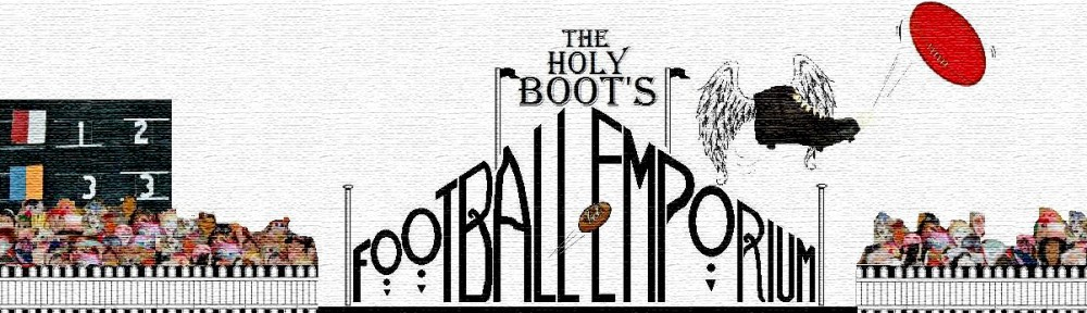 The Holy Boot's Football Emporium